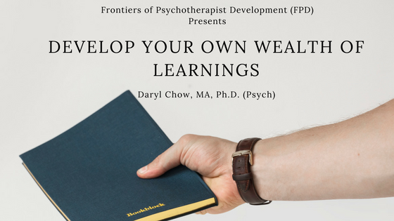 Developing Your Own Wealth of Learnings-4
