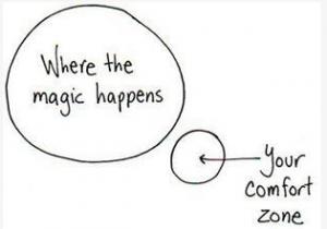 Beyond Comfort Zone