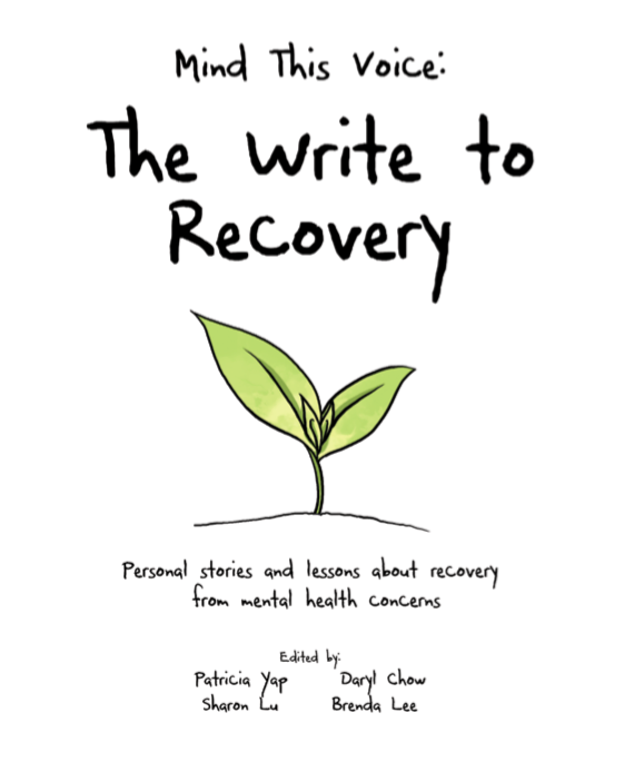 write to recovery book cover